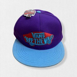 Vans Hat Spellout Cup New w/Tags